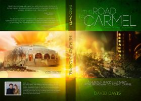 Road to Carmel book cover by eEl886