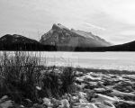 Vermillion Lakes by Mongolian12