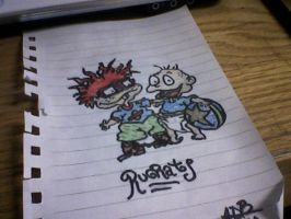 Rugrats by AlyceThePirate