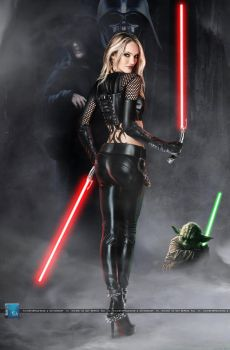 Star Wars: Mistress of the Sith - Darth Angelus by SilentArmageddon