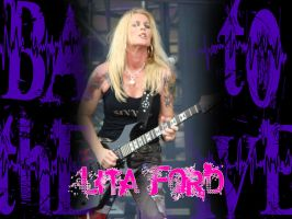Back To The Cave by Lita Ford by thedoguhan