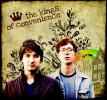 Kings of Convenience by hyposchizzer
