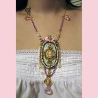 Baroque Necklace 2 by asunder