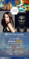 HDR Pro Photo Actions by hazrat1