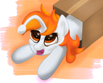 Karma in a box by zapsnapples