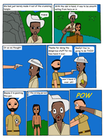 Jungle Jake and the Forbiden river page 6 by Dragonrider1227
