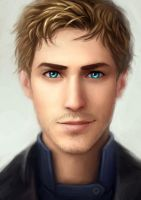Lunar Chronicles - Captain Carswell Thorne by lostie815