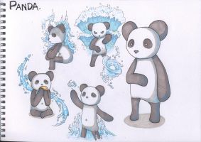 Pandah by KenseiT
