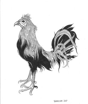 The Year of the Rooster by Yarnelson