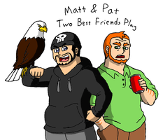 Two Best Friends Play by Brian12