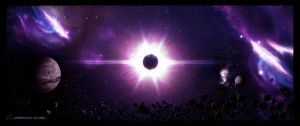 Supernova Eclipse by Brukhar