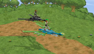 Keyblade Gliders by Valforwing