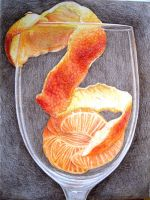 Tangerine Glass by Wowiie