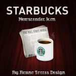 Starbucks Newsreader Icon by BrunoTorres