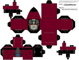 Cubee - Thrust '1of2' by CyberDrone