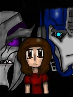 Transformers Prime: SURPRISE! Cover-incomplete by OnyxLeaderRogue-177
