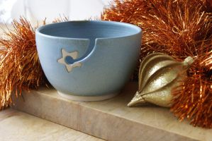 Yarn bowl by scarlet1800
