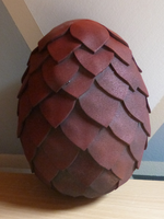 Game of Thrones egg by floxido