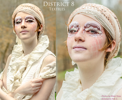 Makeup Challenge- District 8 by KimTheKat
