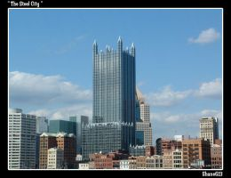 The Steel City by shane613