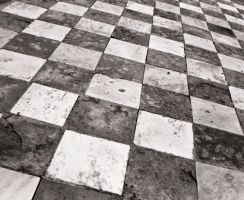 Stone floor by spicorder-stock