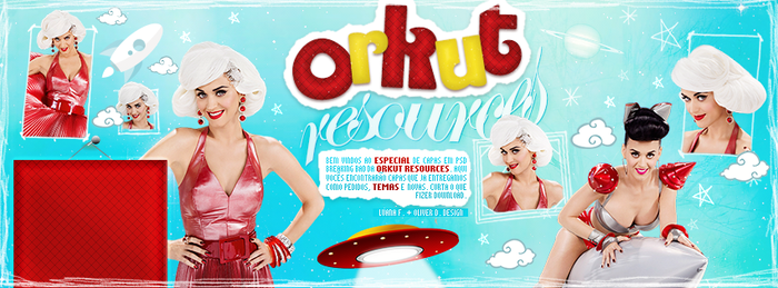Facebook Cover: Katy Perry by LuanaF