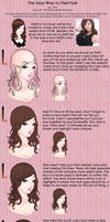 Sexy Hair Pixel Tutorial by billkaulitzluvergirl