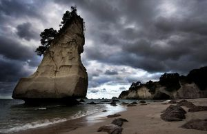 Cathedral Cove by spako