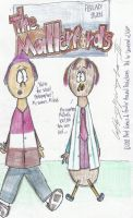 Millie and Millie? by citynetter
