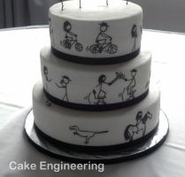 XKCD Cake 3 by cake-engineering