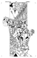 Paladin for Hire by harveytolibao
