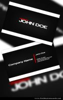 Darken Business Card by Freshbusinesscards