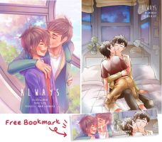 BH6 Anthology Pre-Order by mo-na-me