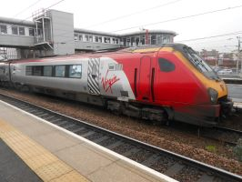 VT 221 111 at Wolverhampton by BoomSonic514