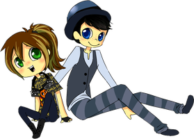 AT: +Kiwi and Onceler+ by Nixhil