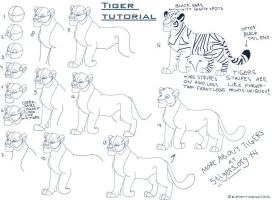 Tiger tutorial by Tigerty