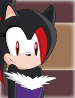 Darkness the Hedgehog by sonicgirl313