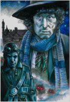 Doctor Who- Intruder by Hognatius