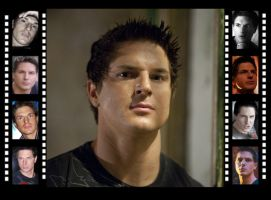Zak Bagans Filmstrip by Mistify24