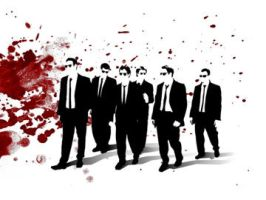 Reservoir Dogs - The Walk by F3lx