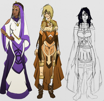 PRIME Character Designs by WildCards
