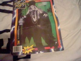 it's here OMG  yup my mr.hyde costume by Kingdomhearts1994