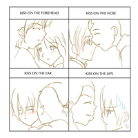 MEME: Kissing the gaang. by sillyoranges