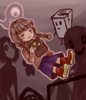 Ah, Yume Nikki by Ultipoter