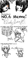 No. 6 meme by Bloodybunny51