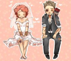 Our wedding is not that fancy by Zashache
