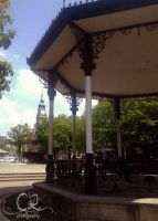 The Gazebo by The Clock Tower by DocsCompanion