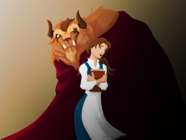 Adam and Belle by WeaponXIX
