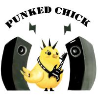 Punked Chick by IDACHI