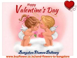 Send Flowers To Bangalore In Valentine Day 2016 by valentinesday2016